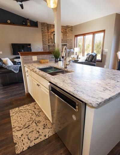 kitchen additions appleton, kitchen remodel appleton, kitchen remodeling appleton, basement addition appleton